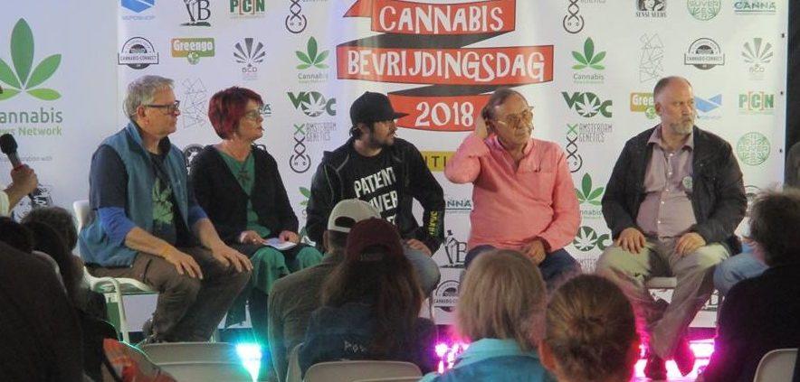 Cannabis Bevrijdingsdag 2018