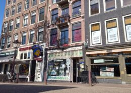 Amsterdam is slowly opening